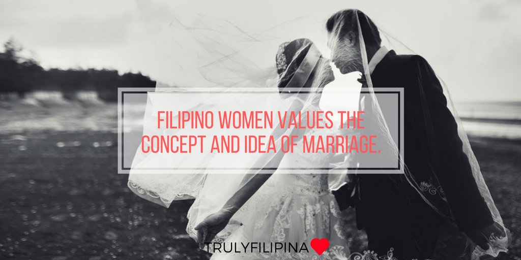 Filipino women value