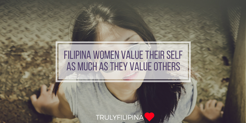 Filipino women are conservative