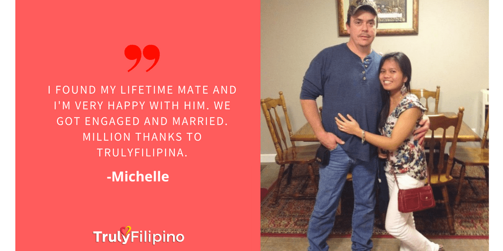 TrulyFilipino Michelle and Mark Success Story